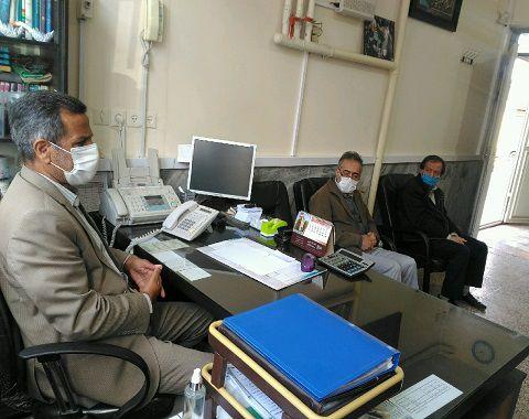 برگزاری جلسه هماهنگی ثبت نام ورودی های جدید